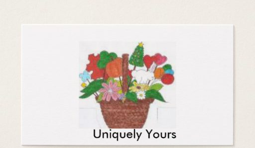 Uniquely Yours Cards and Crafts
